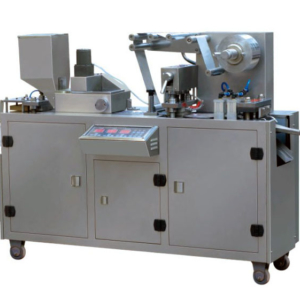 DPB-90 Flat Plate Blister Packing Machine