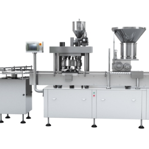 LGSZ Series Filling Stoppering Capping Machine