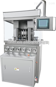 ZP15B Big Tablet Rotary Tablet Press